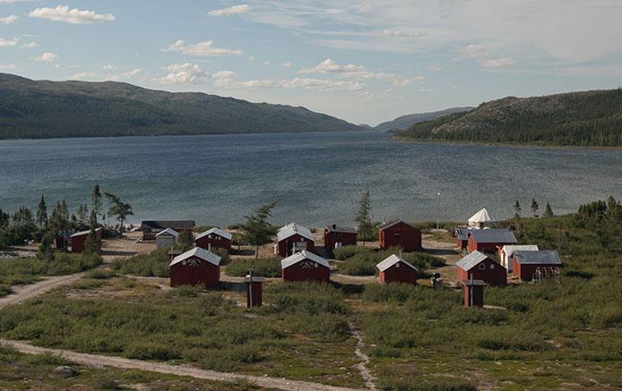 Rapid Lake<br/>Lodge