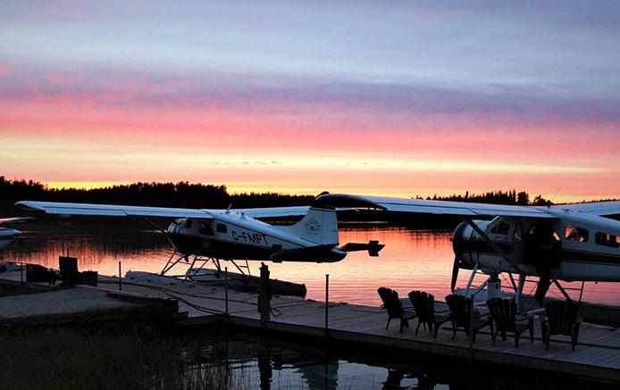 Air Tamarac<br/>Pourvoirie Lac Hébert