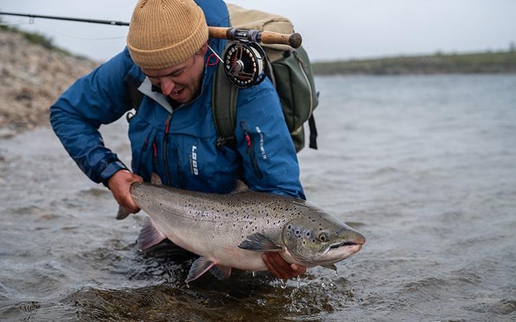Pêche au Saumon Atlantique